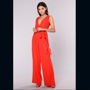 Fashion nova jumpsuit